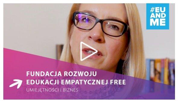 Głosuj na Fundację Rozwoju Edukacji Empatycznej FREE