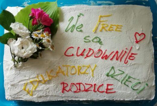 zdjęcie tortu